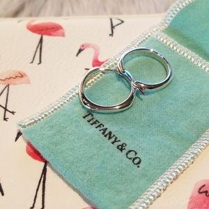 Tiffany & Co. Cushion Hoops